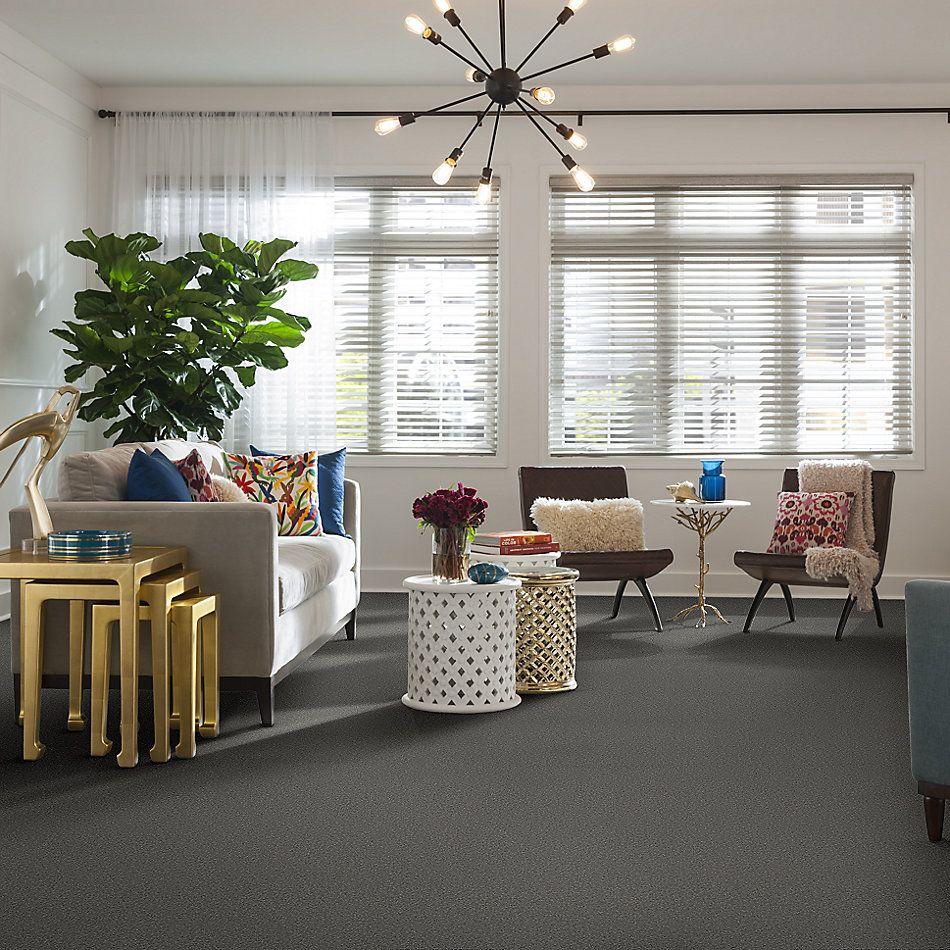 Shaw Floors Queen Harborfields III 12′ Pewter 00501_Q4722