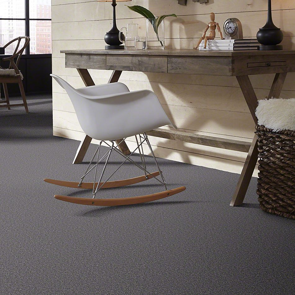 Shaw Floors Couture' Collection Ultimate Expression 12′ Slate 00502_19698