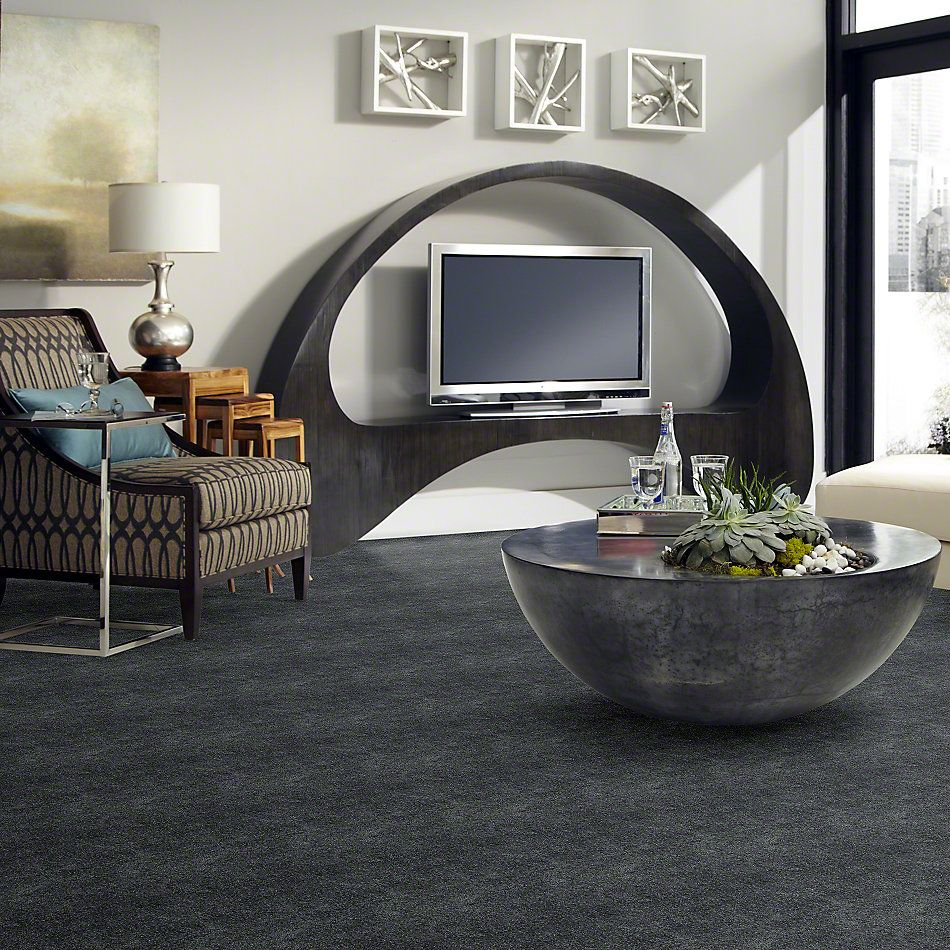 Shaw Floors Evertouch Pasadena Black Sand 00502_53633