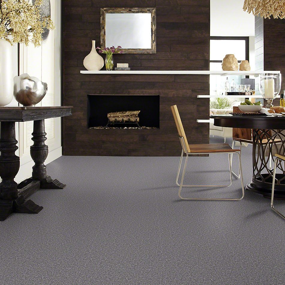 Shaw Floors Queen Sandy Hollow I 15′ Slate 00502_Q4274