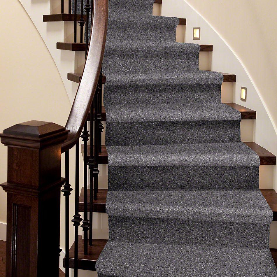 Shaw Floors Queen Sandy Hollow II 12′ Slate 00502_Q4275