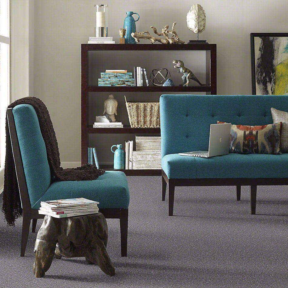 Shaw Floors SFA Shingle Creek II 15 Slate 00502_EA515