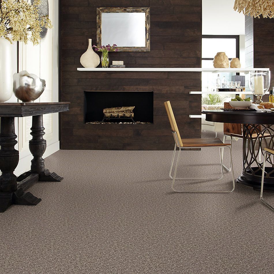 Shaw Floors Home Foundations Gold Graceful Finesse Charcoal 00502_HGR23