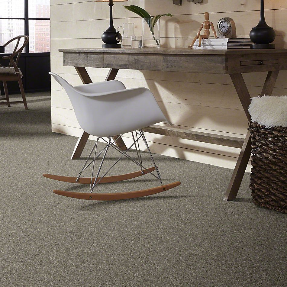 Shaw Floors Clearly Chic Bright Idea III Grey Flannel 00503_E0506