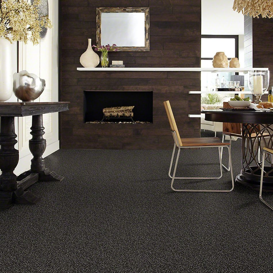 Shaw Floors Value Collections Because We Can III 12′ Net Iron Age 00503_E9316