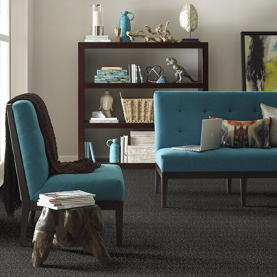 Shaw Floors Value Collections Because We Can III 15′ Net Iron Age 00503_E9317