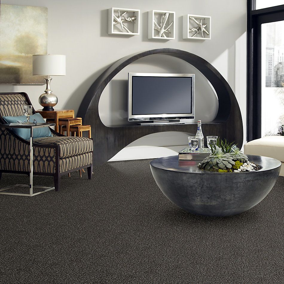 Shaw Floors Value Collections Color Moxie Black Granite 00503_E9900