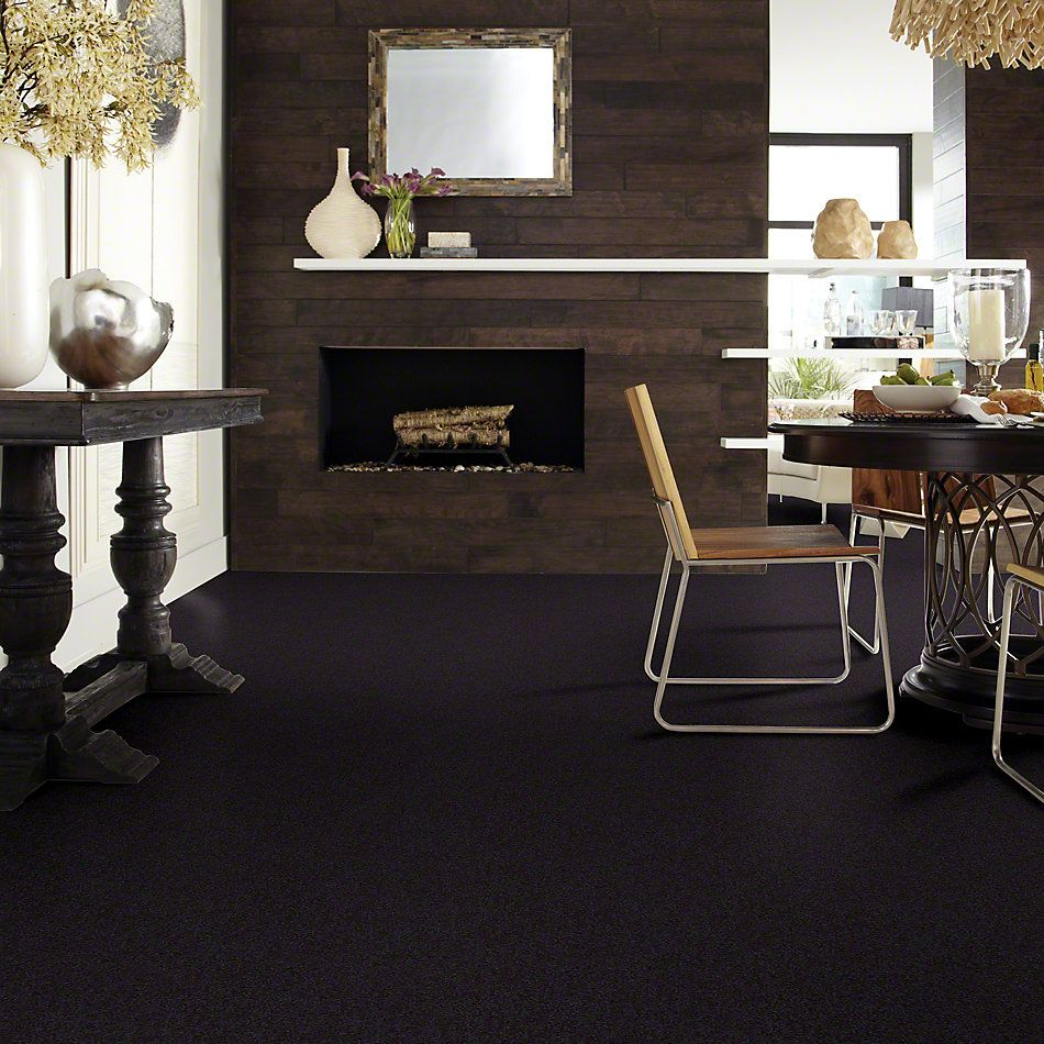 Shaw Floors Shaw Design Center Sweet Valley III 12′ Graphite 00503_QC424
