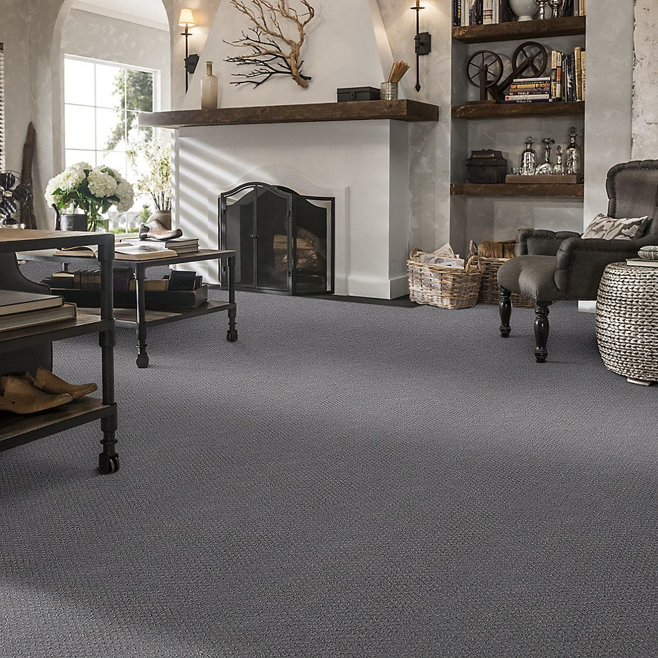 Shaw Floors Value Collections Mainstay Net Grey Fox 00504_5E302