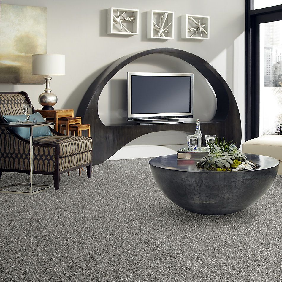 Shaw Floors Value Collections Nature Within Net Grey Fox 00504_5E359
