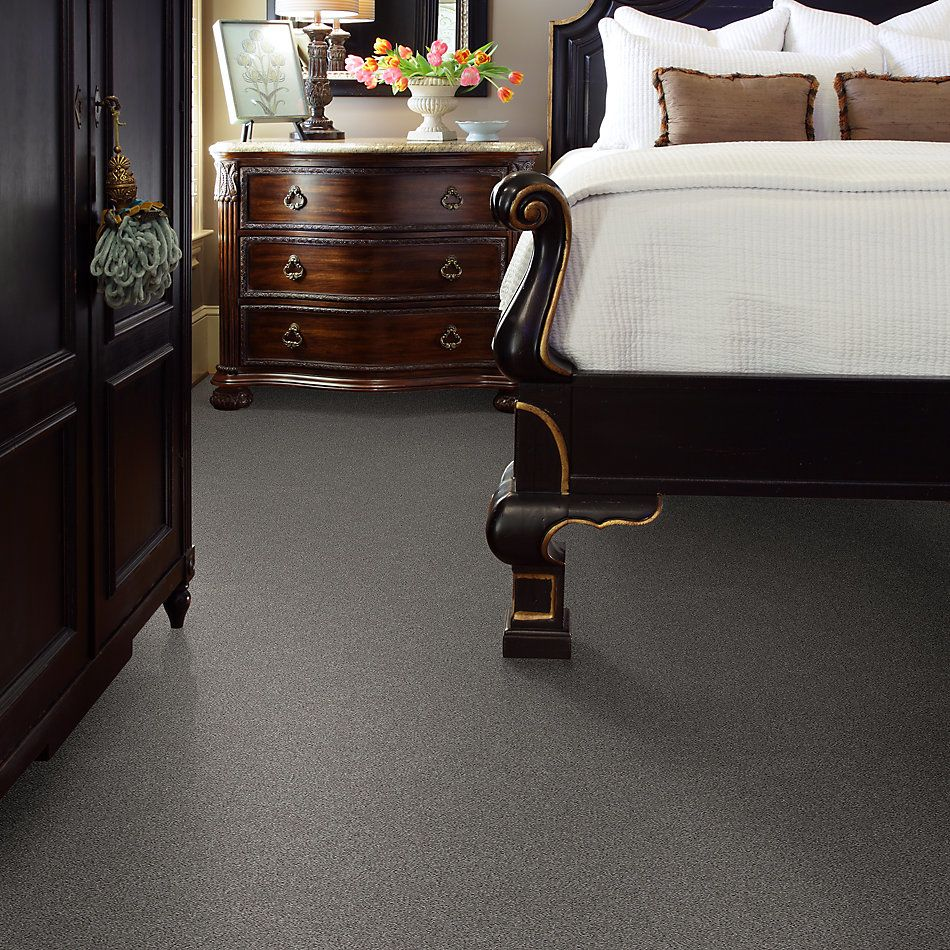 Shaw Floors Foundations Harmonious III Net Grey Fox 00504_5E473