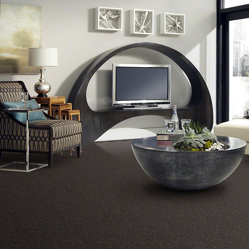 Shaw Floors SFA Turn The Page II 15′ Charcoal 00504_EA529