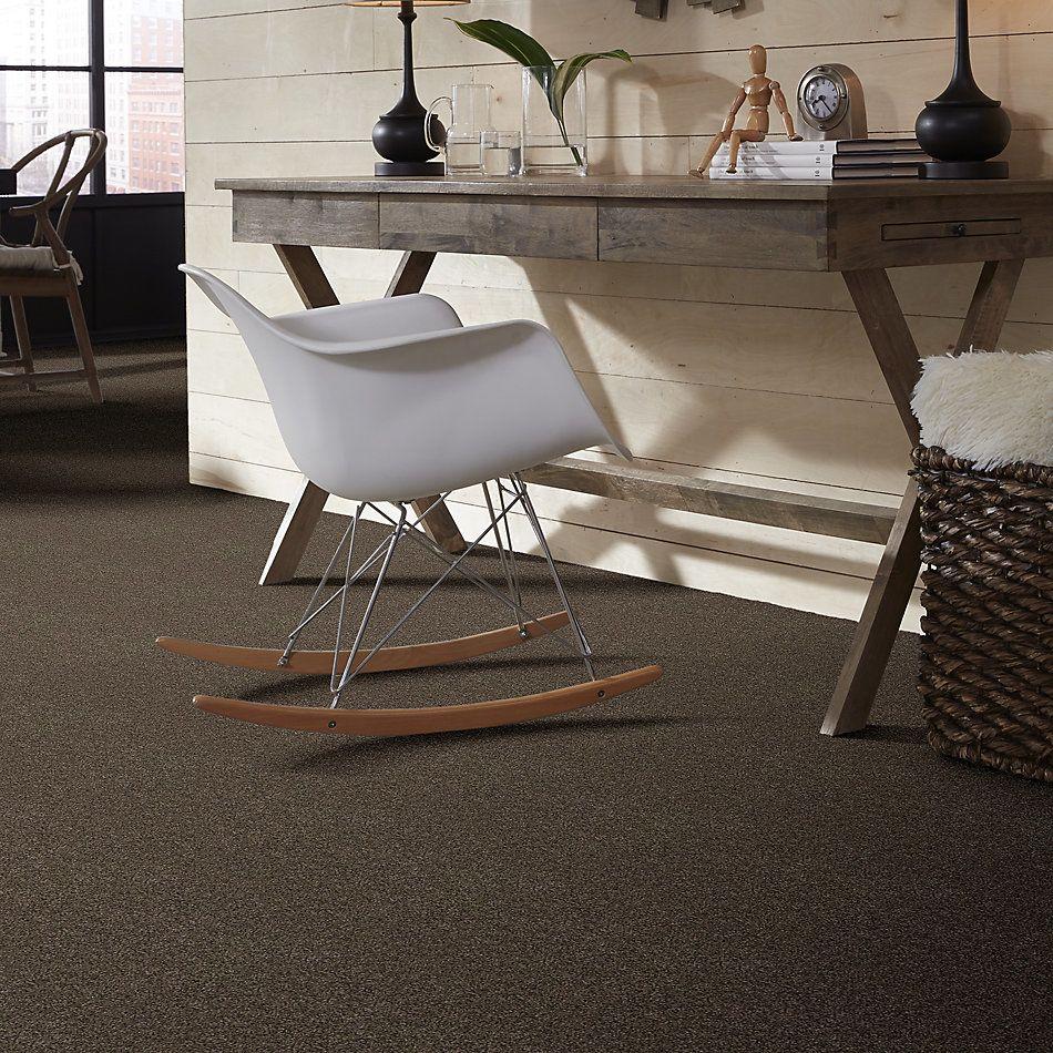 Shaw Floors Nfa/Apg Blended Trio Bourbonnais Grey 00505_NA133