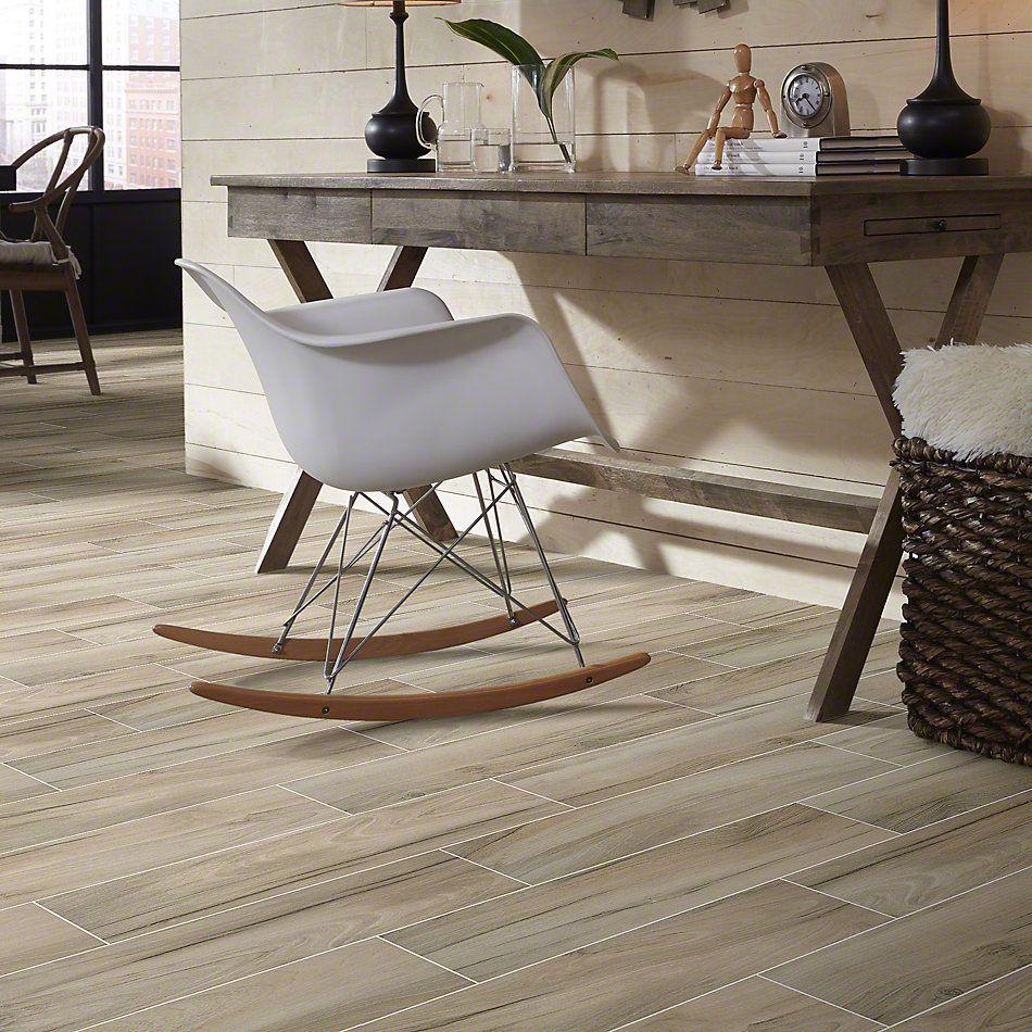 Shaw Floors Ceramic Solutions Voyage 8×32 Taupe 00510_CS32P