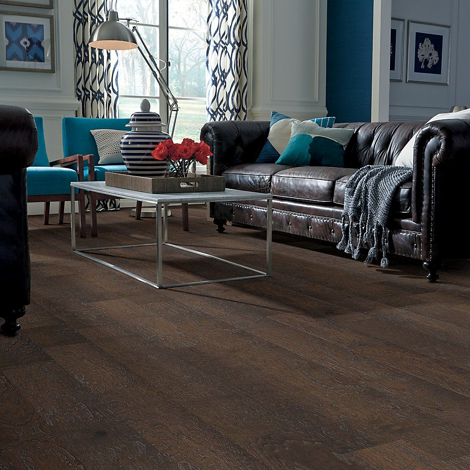 Shaw Floors Home Fn Gold Hardwood Kings Canyon 2 – 6 3/8 Stonehenge 00510_HW601
