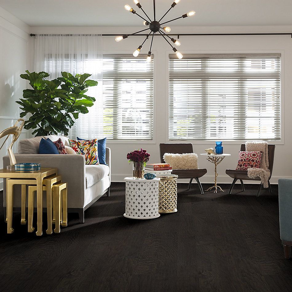 Shaw Floors Home Fn Gold Hardwood Nottoway Hickory II – 5″ Stonehenge 00510_HW612