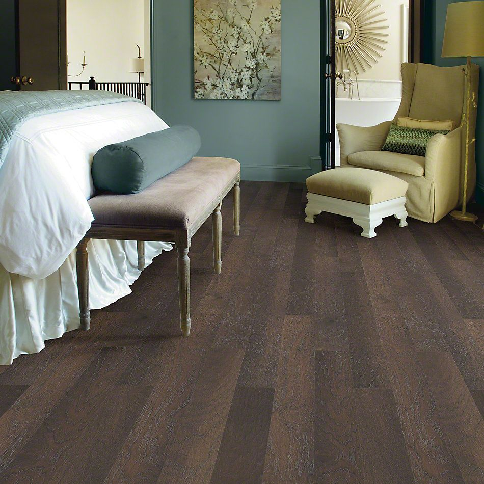 Shaw Floors Shaw Hardwoods Mineral King 5 Granite 00510_SW558