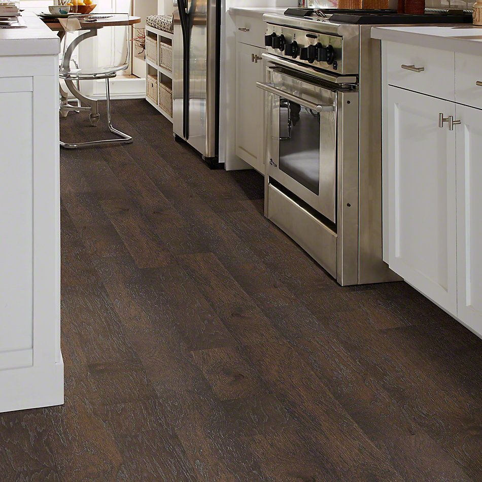 Shaw Floors Shaw Hardwoods Mineral King 6 3/8 Granite 00510_SW567