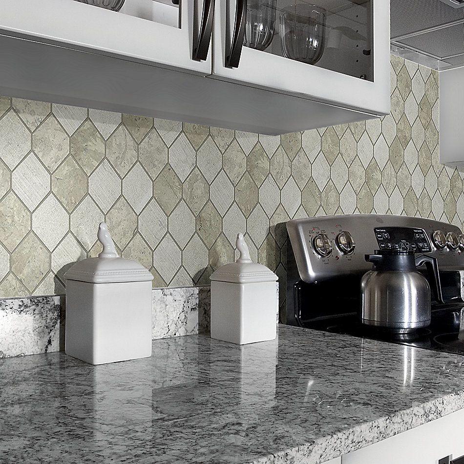 Shaw Floors Home Fn Gold Ceramic Del Ray Stret Hex Thala Gray 00510_TG40C