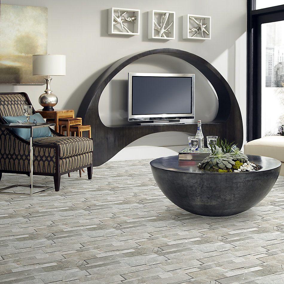 Shaw Floors Home Fn Gold Ceramic Milestone Ritz Gray 00510_TG56D