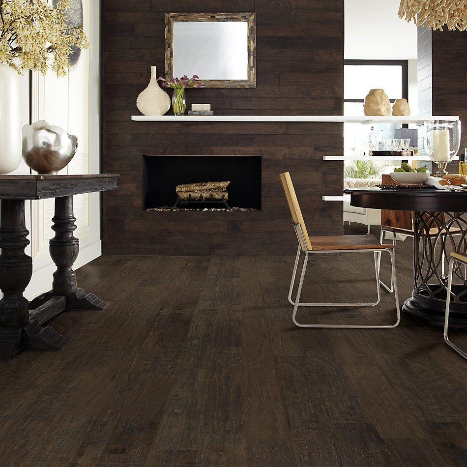 Shaw Floors Village Hardwoods Tuskegee 5 Stonehenge 00510_VH010