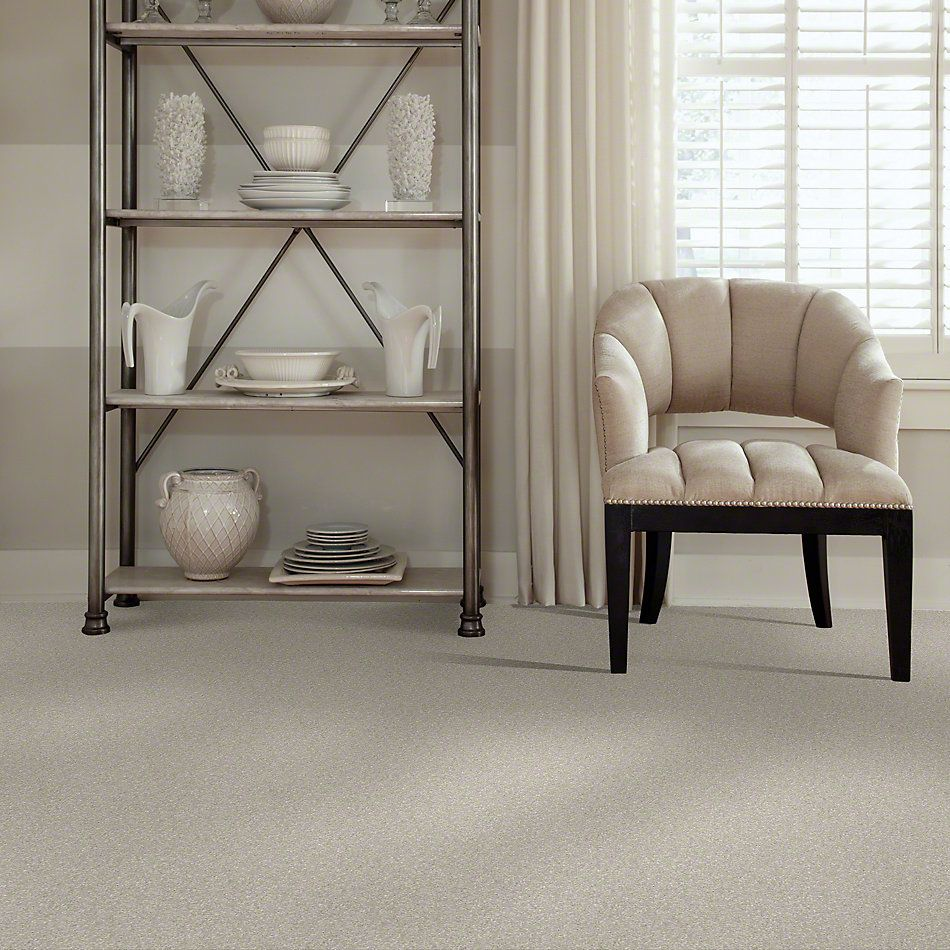 Shaw Floors Caress By Shaw Quiet Comfort Classic I Sterling 00511_CCB96