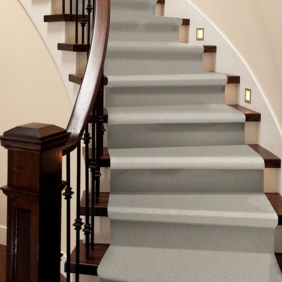 Shaw Floors Caress By Shaw Quiet Comfort Classic III Sterling 00511_CCB98