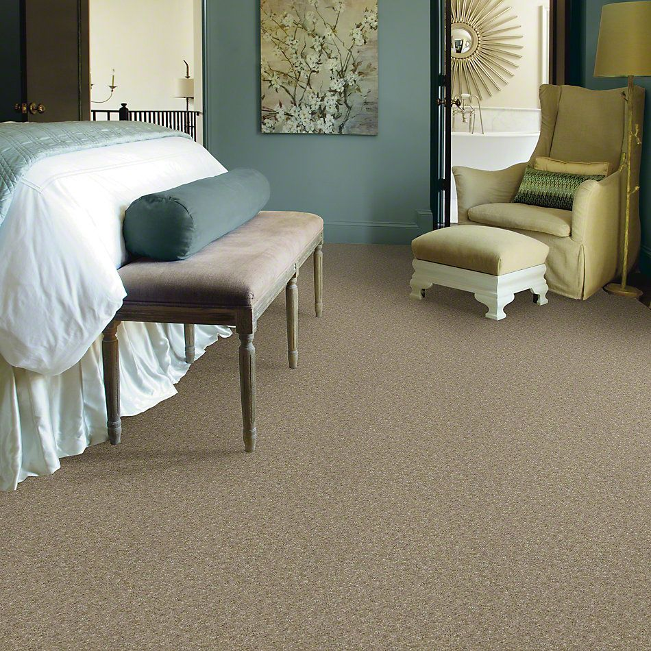 Shaw Floors Value Collections Get Real Net Gray Flannel 00511_E0838