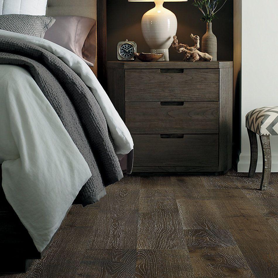 Shaw Floors Home Fn Gold Hardwood Kingston Oak Drawbridge 00514_HW485