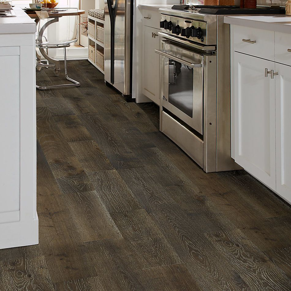 Shaw Floors Nfa Premier Gallery Hardwood Castleton Oak Drawbridge 00514_VH035