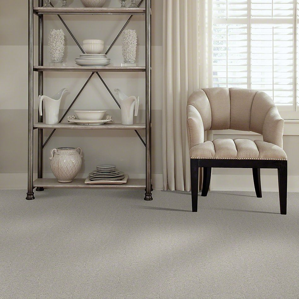 Shaw Floors Caress By Shaw Quiet Comfort Classic II Froth 00520_CCB97