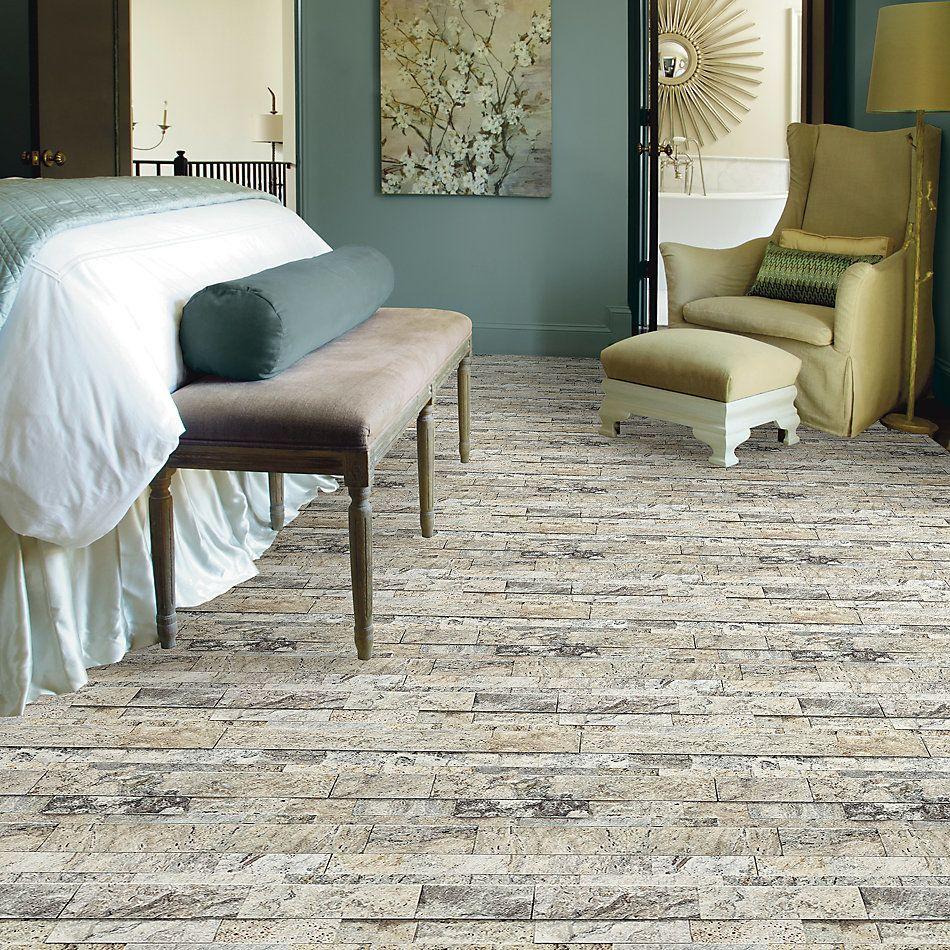 Shaw Floors Home Fn Gold Ceramic Firestone Split Face Silver Ash 00520_TG55D
