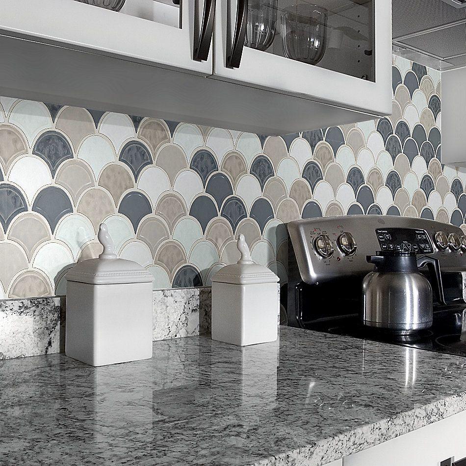 Shaw Floors Home Fn Gold Ceramic Geoscapes Fan Warm Blend 00520_TG86A