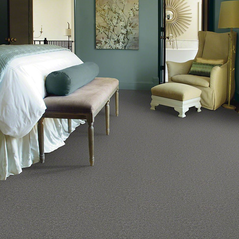 Shaw Floors Caress By Shaw Quiet Comfort Classic II Shalestone 00527_CCB97