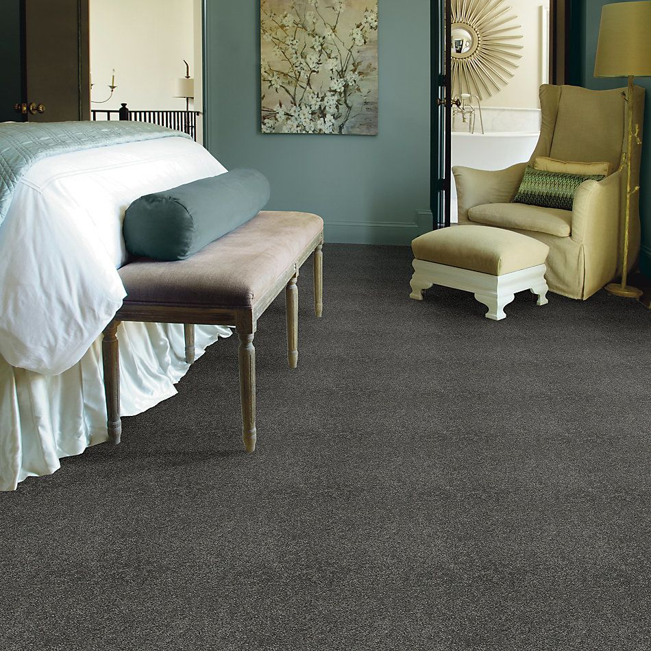 Shaw Floors Caress By Shaw Cashmere II Lg Onyx 00528_CC10B