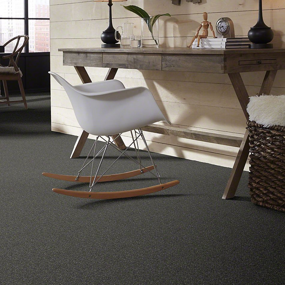 Shaw Floors Caress By Shaw Quiet Comfort Classic III Onyx 00528_CCB98