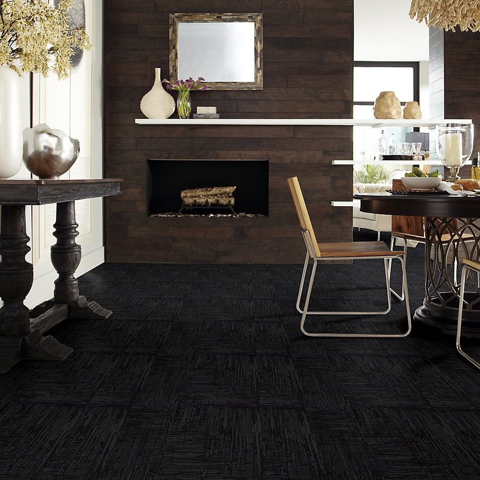 Shaw Floors Value Collections Insightful Journey Net Wrought Iron 00533_5E372