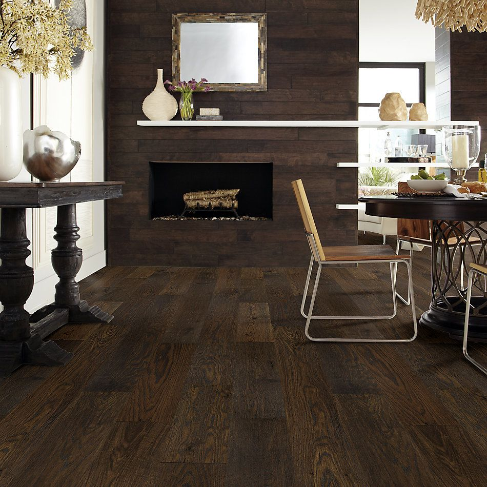 Shaw Floors Home Fn Gold Hardwood Kingston Oak Arrow 00533_HW485