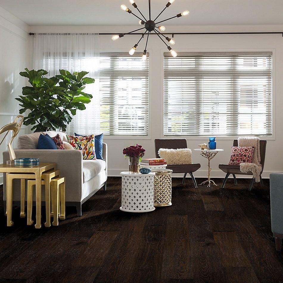 Shaw Floors Home Fn Gold Hardwood Kingston Oak Arrow 00533_HW485