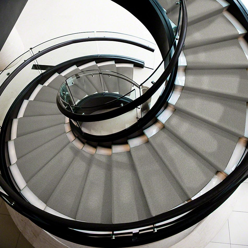 Shaw Floors Anso Colorwall Platinum Texture 12′ Elephant Gray 00534_EA572