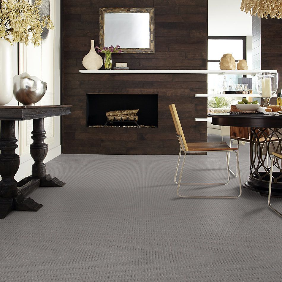 Shaw Floors Value Collections Soft Symmetry Net Grounded Gray 00536_5E378
