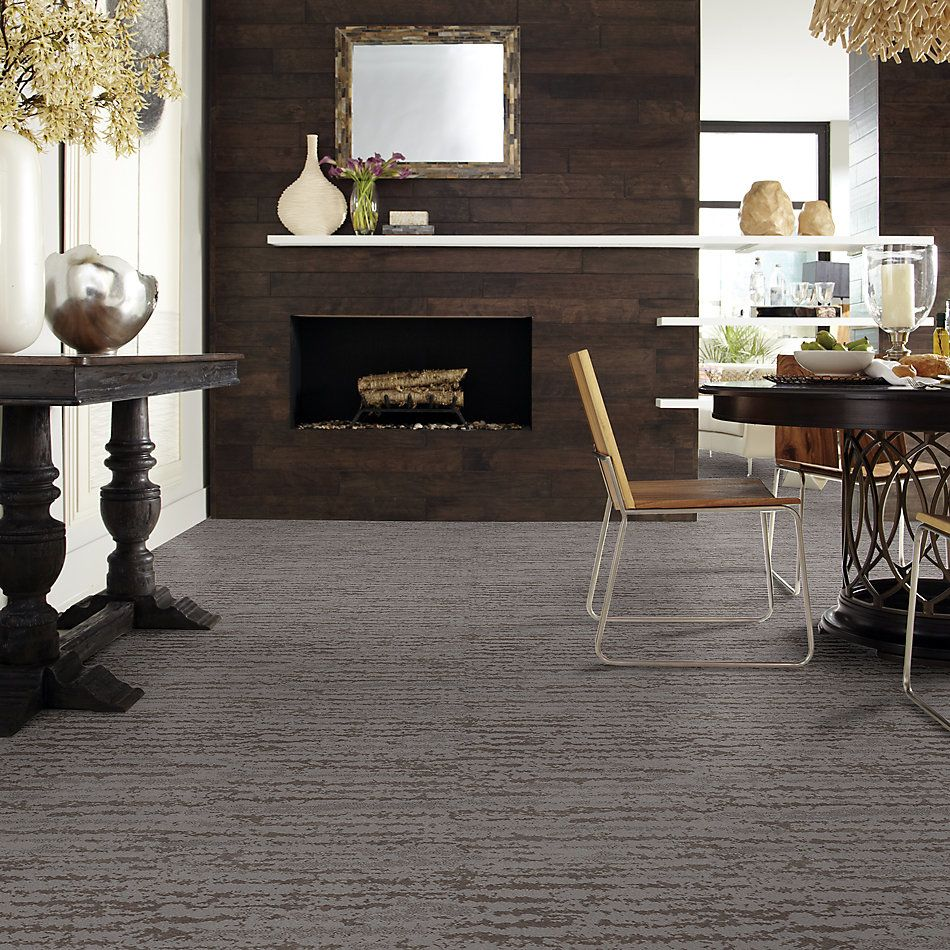 Shaw Floors Caress By Shaw Winter Solace Grounded Gray 00536_CC68B