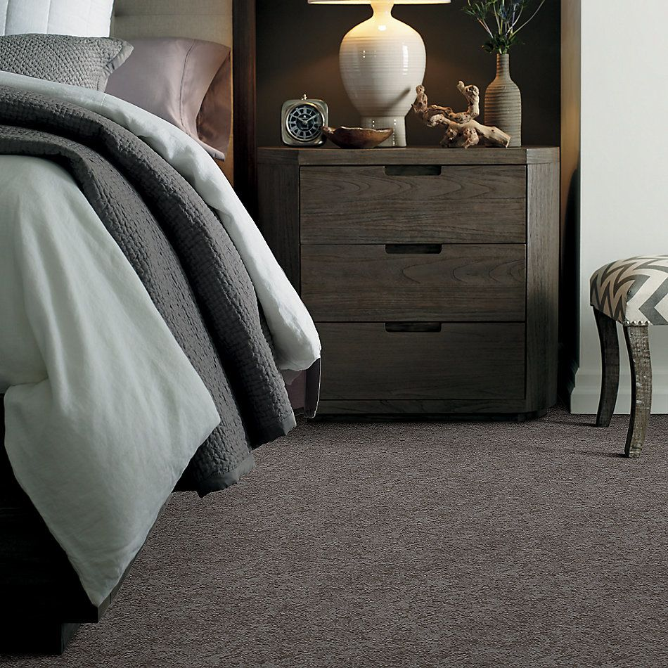 Shaw Floors Caress By Shaw State Of Mind Grounded Grey 00536_CC72B