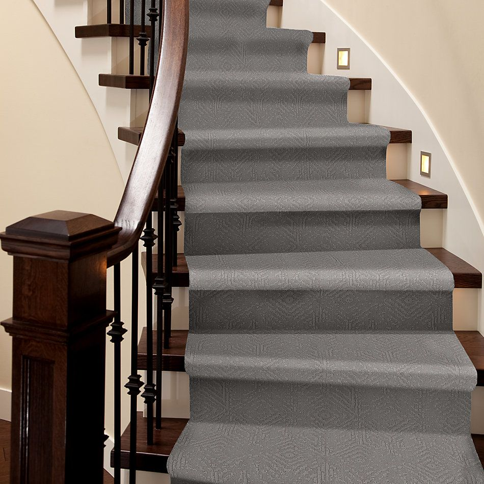 Shaw Floors Caress By Shaw Vintage Revival Grounded Gray 00536_CC77B