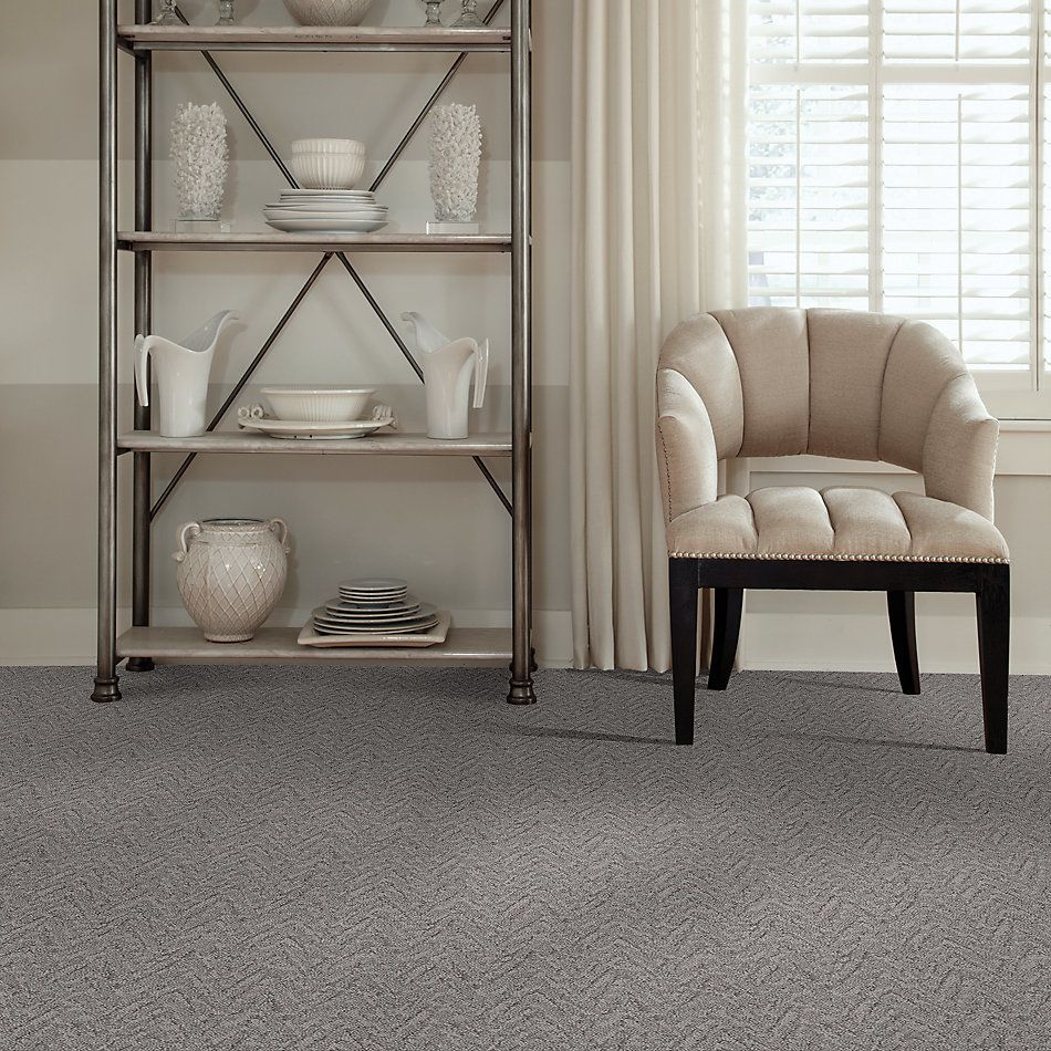 Shaw Floors Caress By Shaw Lavish Living Grounded Gray 00536_CC80B