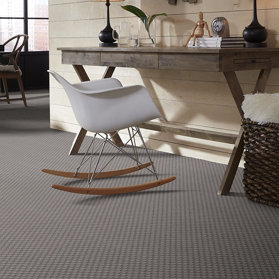 Shaw Floors Caress By Shaw Inspired Design Grounded Gray 00536_CC81B