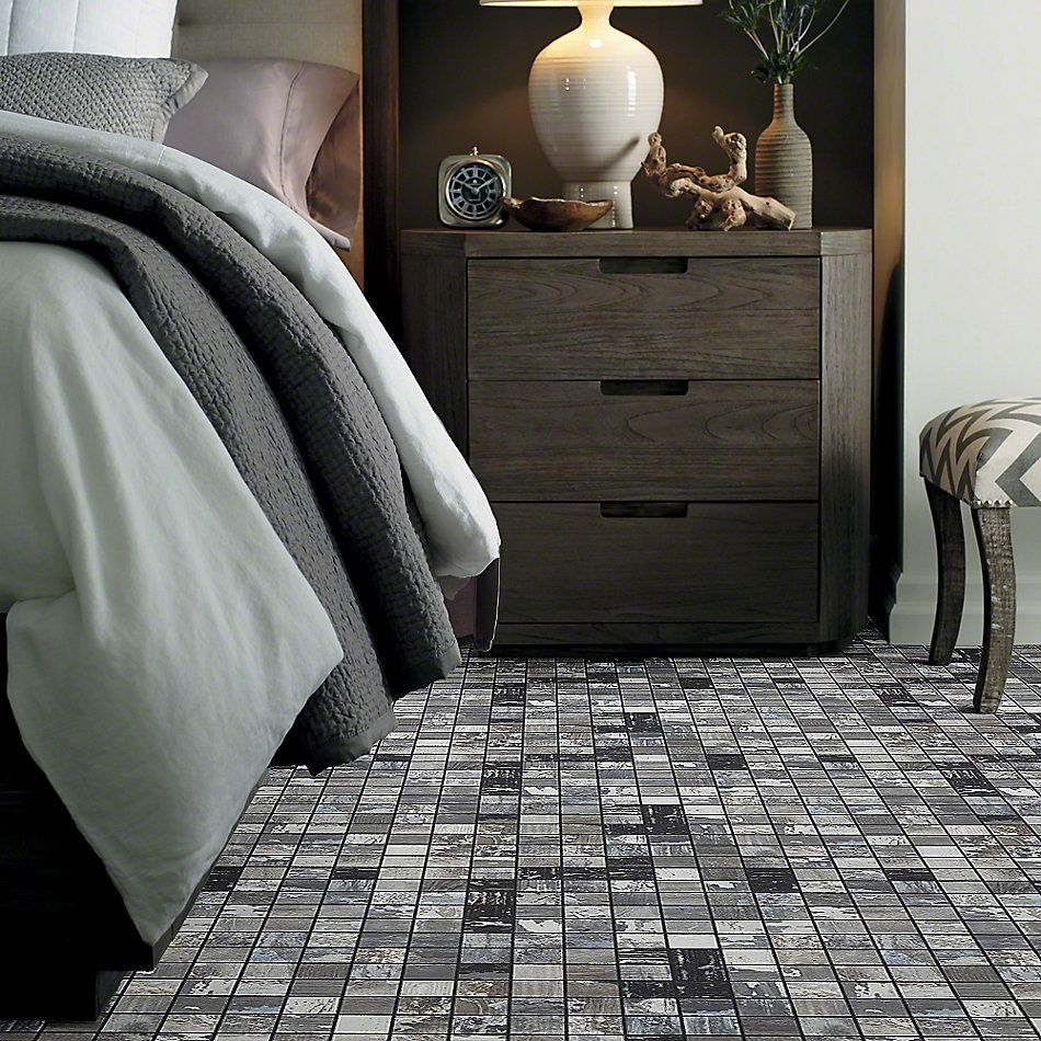 Shaw Floors Ceramic Solutions Timbered Mosaic Hickory 00540_CS48X