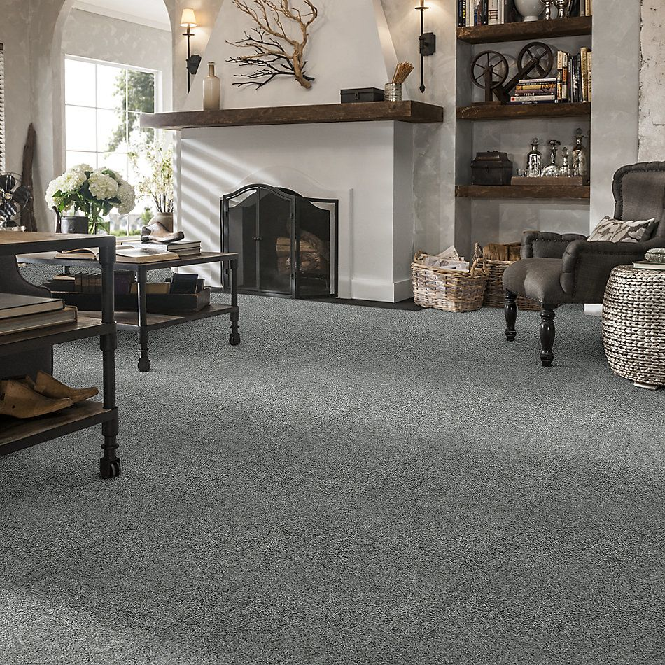 Shaw Floors Value Collections Take The Floor Twist Blue Reflection 00541_5E071