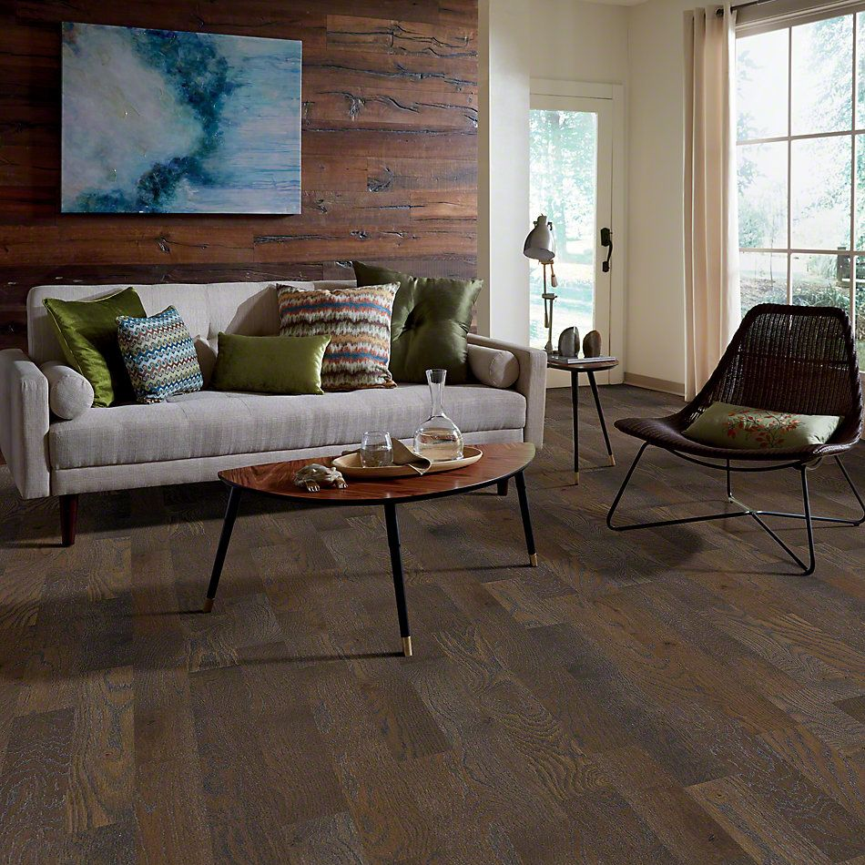 Shaw Floors Shaw Hardwoods Homestead Carbon 00541_SW518