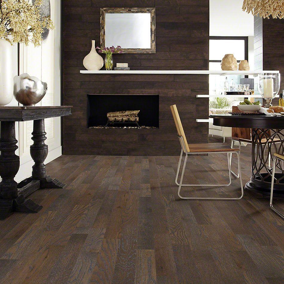 Shaw Floors Shaw Hardwoods Homestead Carbon 00541_SW518
